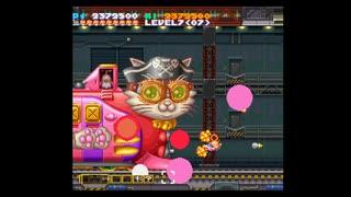 【TAS】PS版実況おしゃべりパロディウス 妖精回収+殲滅プレイ Part2