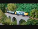 【英国鉄道模型】イギリス国鉄最後の混合列車をNゲージで楽しむ【英国版釧網本線?!】