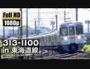 【JR東海】313系1100番台 in 東海道線 〜Collection Vol.04〜