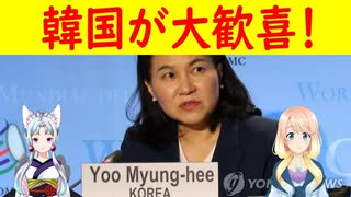 【韓国の反応】国格上昇!WTO事務局長選で