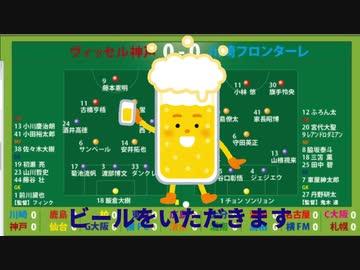 『【ダイジェスト版】2020年サッカーJリーグ 第15節の俺 FC東京vs横浜FC【絶叫注意】』のサムネイル