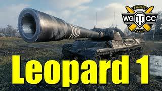 【WoT:Leopard 1】ゆっくり実況でおくる