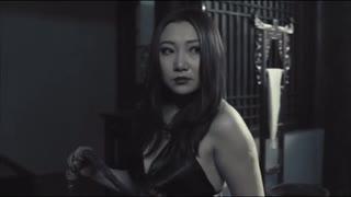 映画「抵抗」ニンジャ 忍者 セクシーな女