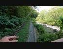 五箇山に流れる川で釣りしてきました