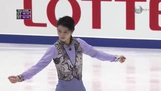 NHK杯 2016 Yuzuru Hanyu レッツゴークレ