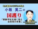 「朝鮮学校支援に見る自民党の体質」(前半)小坂英二 AJER2020.9.24(1)