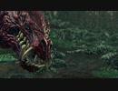 【MHW】会長が瘴気の谷でオドガロンを初見攻略