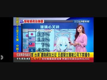 『【朗報】はあちゃま、台湾のニュースで大々的に取り上げられる』のサムネイル
