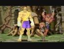 【格ゲーTAS】サガット vs アドン(Street Fighter Zero 3)【...