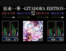 【GITADORA】狂水一華 -GITADORA EDITION-【NEX+AGE】