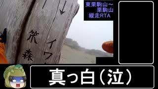 【RTA】東栗駒山~栗駒山縦走リアル登山ア