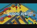 【GoodJob!】入社一週間目!休憩が終わっても帰ってこない社員を、呼び戻せ!【ゆるい男女ゲーム実況】switch