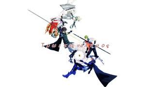 【Fate/MMD】Jewel【トロイア戦争組】