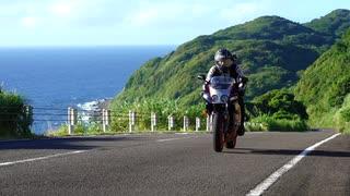 [長崎県]CBR250RRと走る平戸島、生月島