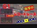 競馬 G1 衝撃のレコード編 [2001-2010]