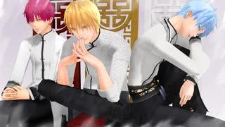 【MMD黒バス】短い動画まとめⅠ/猫+LFTN+王