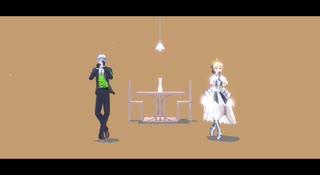 【MMD】メーベル【ツイステ×fate】