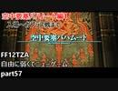 [FF12TZA] 自由に弱くてニューゲーム part57 空中要塞バハム...