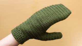 【ジグザグ編み】一番簡単なかぎ針編みミ