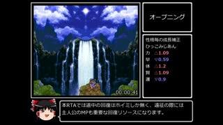 SFC版ドラゴンクエスト3_買い物禁止RTA_5
