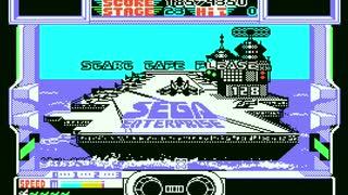 MSX版アフターバーナー エンディングまで