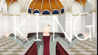 【MMDA3!】KING【御影密】