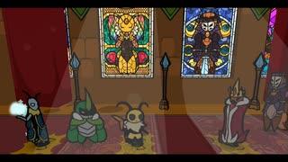 虫たちのアドベンチャーRPG『Bug Fables』