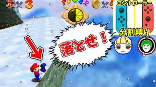 【スーパーマリオ64】悪ガキ2人に見つか