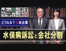 【どうなる?日本企業 #35】事業譲渡における会社分割、水俣病問題のチッソとJNCの事例[桜R2/10/15]