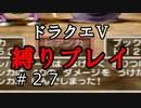 【アルカリ性】新縛り追加!26周目の縛りプレイ!【ドラクエ5シーズン1 Part27】