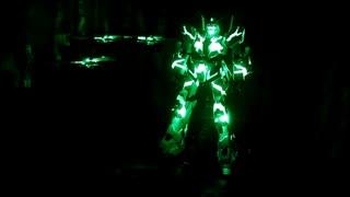 MGEX ユニコーンガンダム ゆっくりプラモ