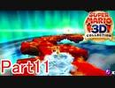 【実況】溶岩を凍らせる冷気とかヤバすぎんだろ【マリオ3Dコレクション】Part11