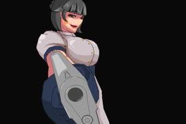 【MUGEN】オリジナルキャラクター2号作成