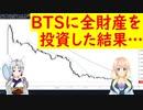 【韓国の反応】コロナ事態で大変だった自営業者らが全財産でBTSの株式を購入した結果【世界の〇〇にゅーす】