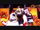 【MMDアズレン】PASSION【ビスマルク・ティルピッツ・グラーフ・ツェッペリン】