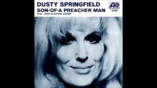1968年11月08日 洋楽 「プリーチャー・マン(Son of a Preacher Man)」(ダスティ・スプリングフィールド Dusty Springfield)