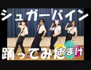 【おまけ】秋田の踊り手でシュガーバイン踊ってみた【本編も見てね】