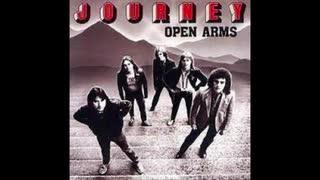 1982年01月00日 洋楽 「オープン・アームズ(Open Arms)」(ジャーニー Journey)
