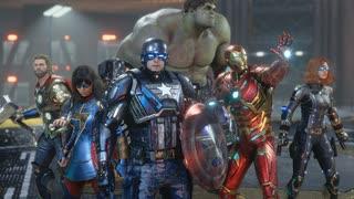 Marvel's Avengers 字幕プレイ Part22