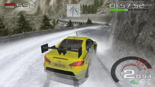 [TAS]WRC Rally Evolved exモンテカルロ・