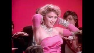 1984年11月30日 洋楽 「マテリアル・ガール(Material Girl)」(マドンナ Madonna)