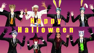 【MMDツイステ】Happy Halloween【NR