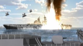 【MMD艦これ】こちらショ島大須賀原鎮守府