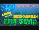 <大島釣旅記>水中動画(2020年10月21日)in 大島:元町港(...