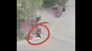 【閲覧注意】激しい事故動画46
