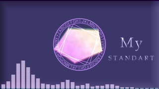 【Instrumental】My Standart【オリジナル