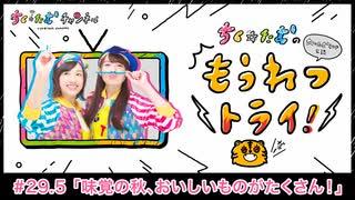 #29.5 ちく☆たむの「もうれつトライ!」