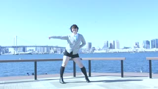 【茄子】ZIGG-ZAGGを踊ってみた