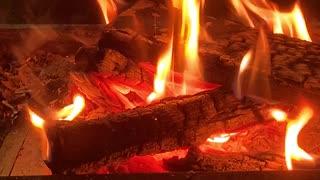 焚き火 焚火 炭火  Bonfire