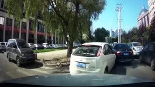 中国の事故映像(死亡あり)5
